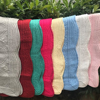 Cross-border Blanket Quick Selling Explosive Quilted Cotton Baby Blanket