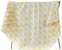 Baby Bath Towel 6 layer Cotton Gauze  Muslin Children Blankets Bedding