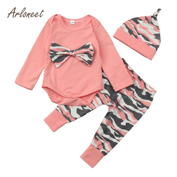 ARLONEET Newborn Baby Girl Clothes