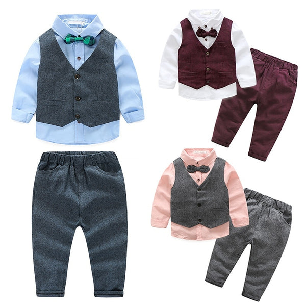 2019 Boys Clothes Set