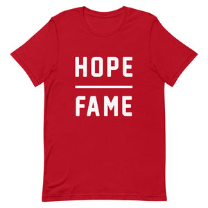 Hope Over Fame (multiple colors)