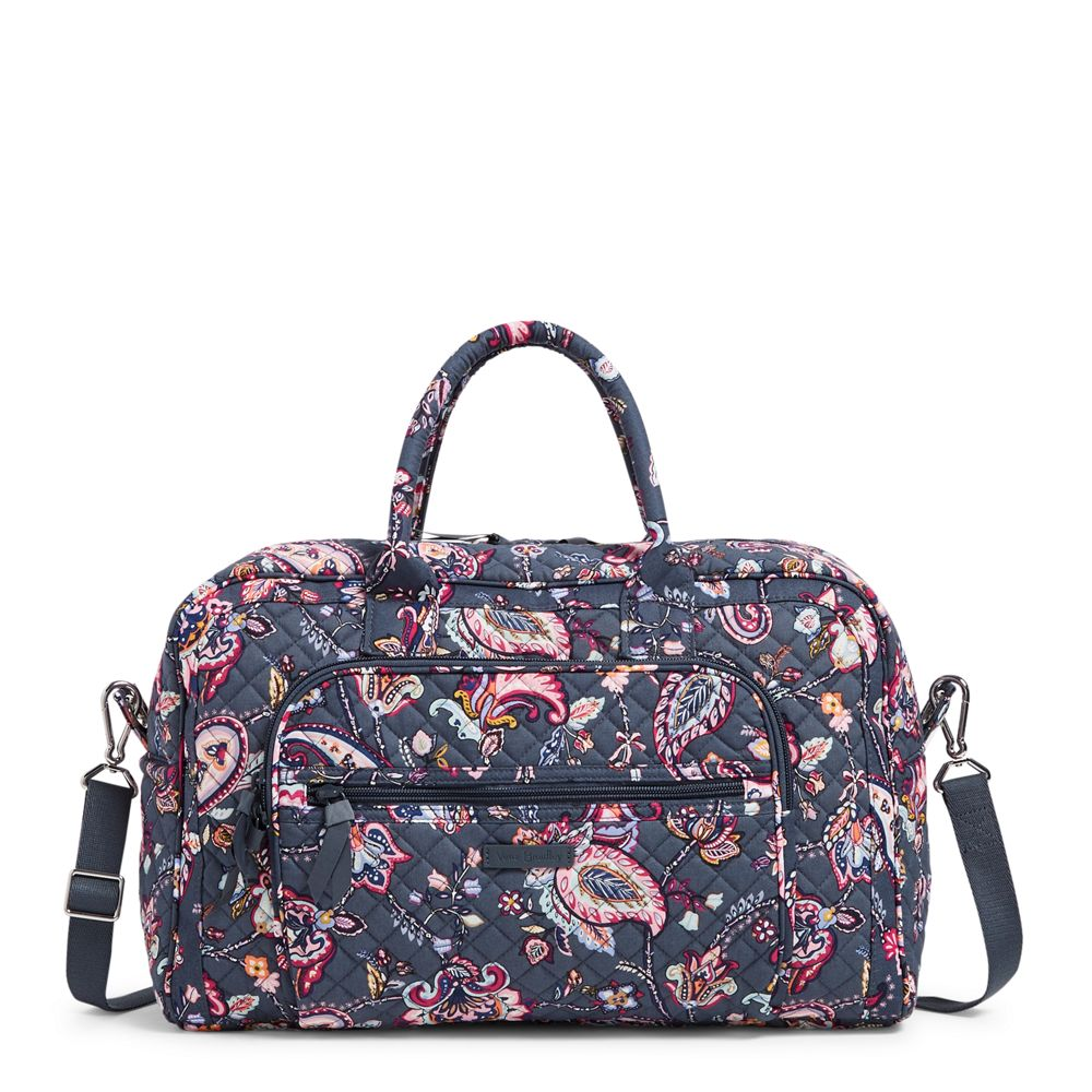Compact Weekender Travel Bag