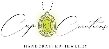 Cap Creations Handcrafted Jewelry Logo