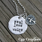 Real Love Waits - Purity Necklace