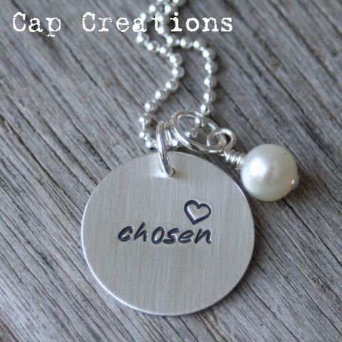 Chosen Adoption Necklace