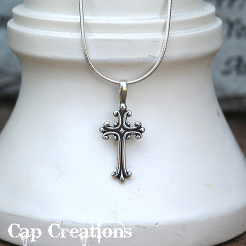 Cross Pendant Necklace