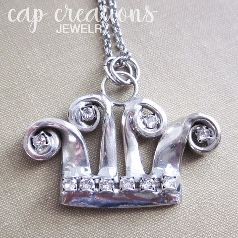Crown Necklace D