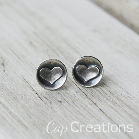 Cup of Love Earrings