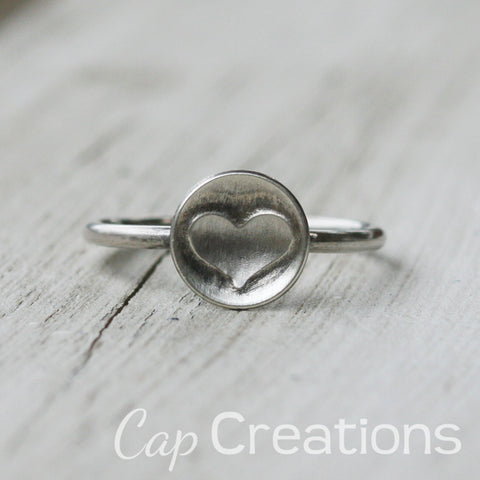 Cup Of Love Ring