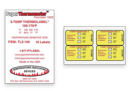 3-Temp THERMOLABEL®
