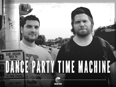 Dance Party Time Machine