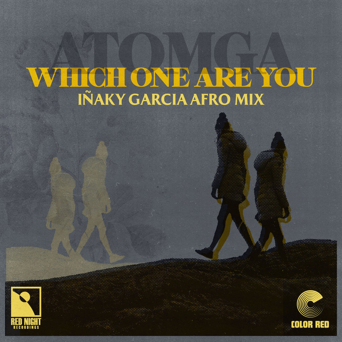 Which One Are You (Iñaky García Afro Mix)