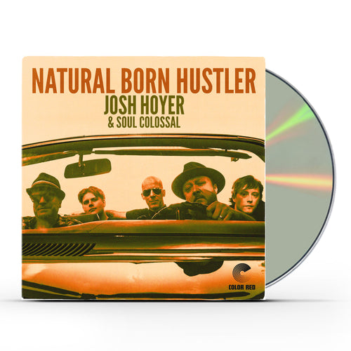 Natural Born Hustler (CD)