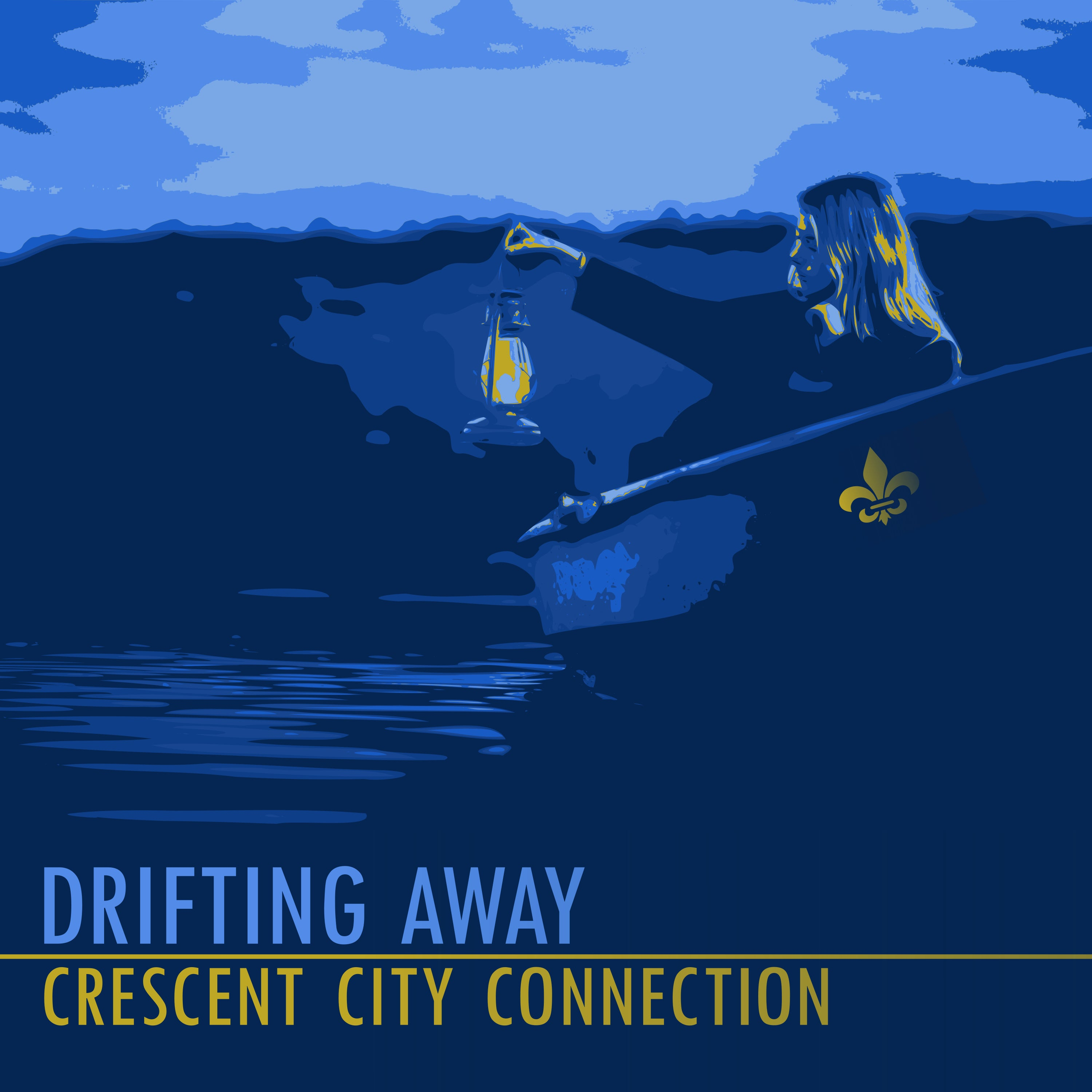 Crescent City Connection - Drifting Away | Synesthesia Music