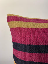 Load image into Gallery viewer, Wool Stripe Pillow Cover