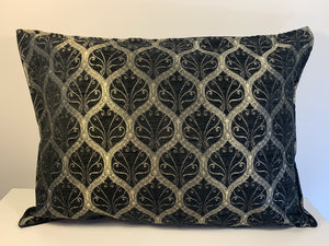 Cotton/Silk Blend Pillow Cover