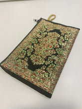 Load image into Gallery viewer, Zippered Tapestry Pouch
