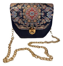 Load image into Gallery viewer, Navy Blue Purse