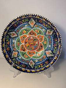 Hand Painted Large Ceramic Bowls