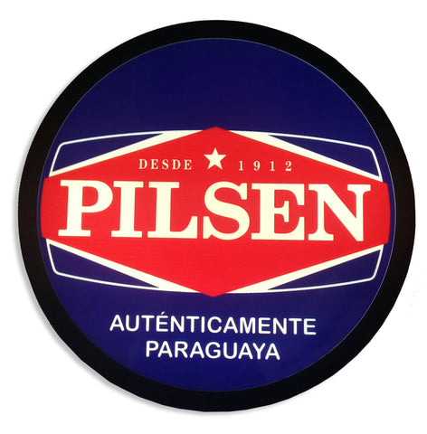 Cartel LED  - Coleccionable - Pilsen