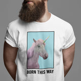 Remera - Born this way - MOKAP