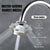 Kitchen Faucet Pressurized Nozzle