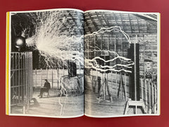 New Philosopher magazine - black and white electricity pic