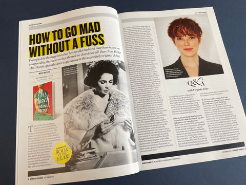 Inside Strong Words Mag Issue 30