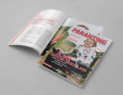 Paranting Issue 2