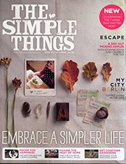 The Simple things Issue 1