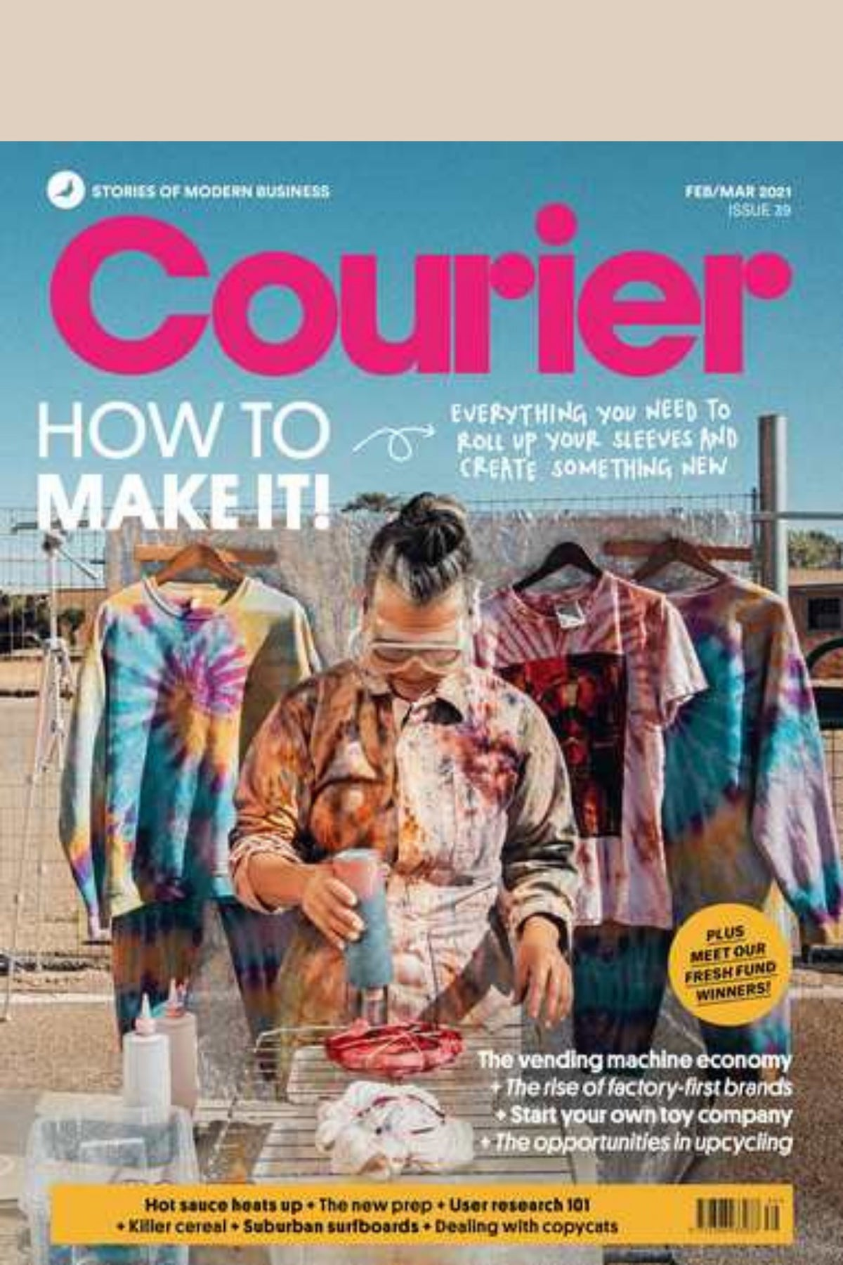 Courier Issue 39