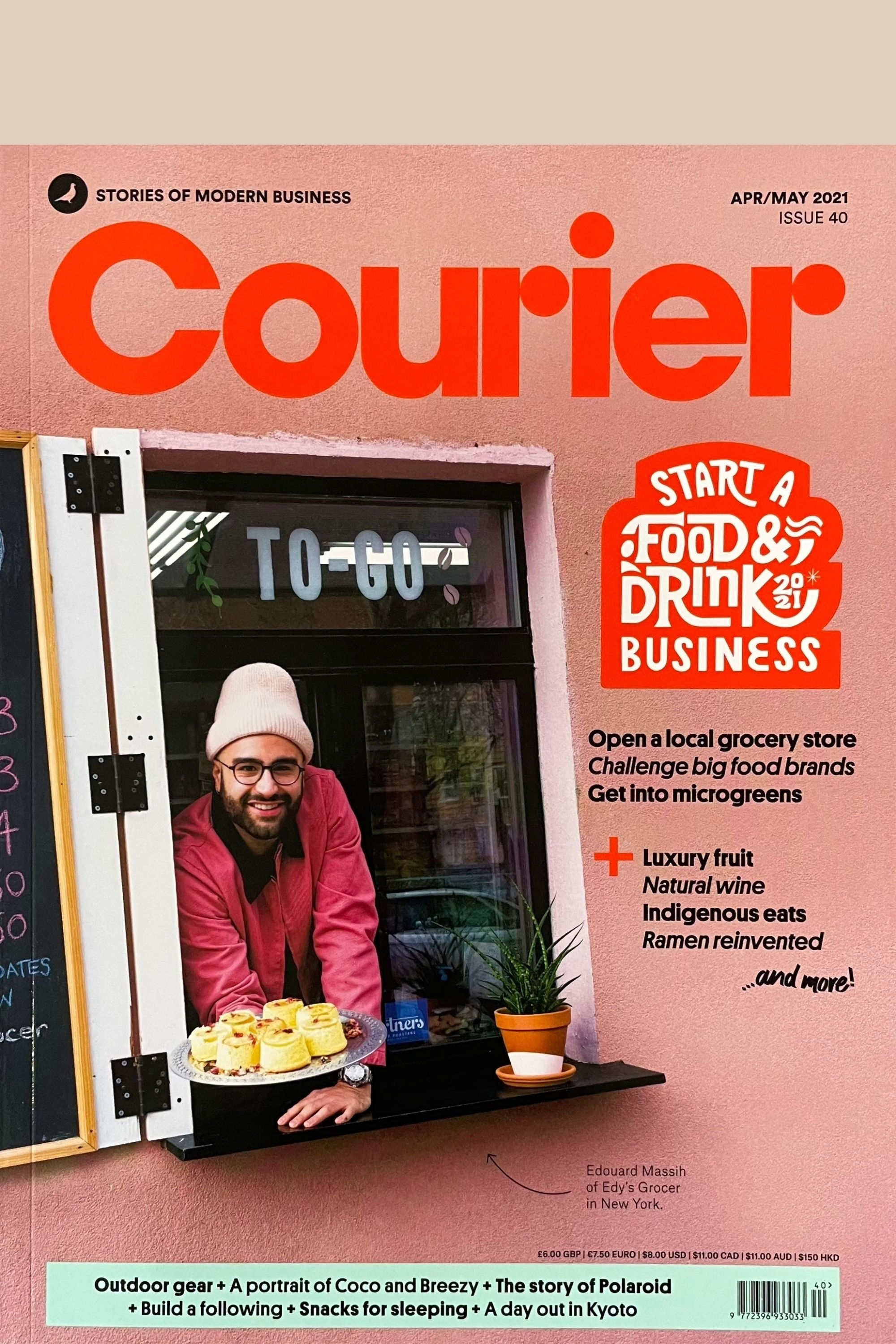 Courier Issue 40