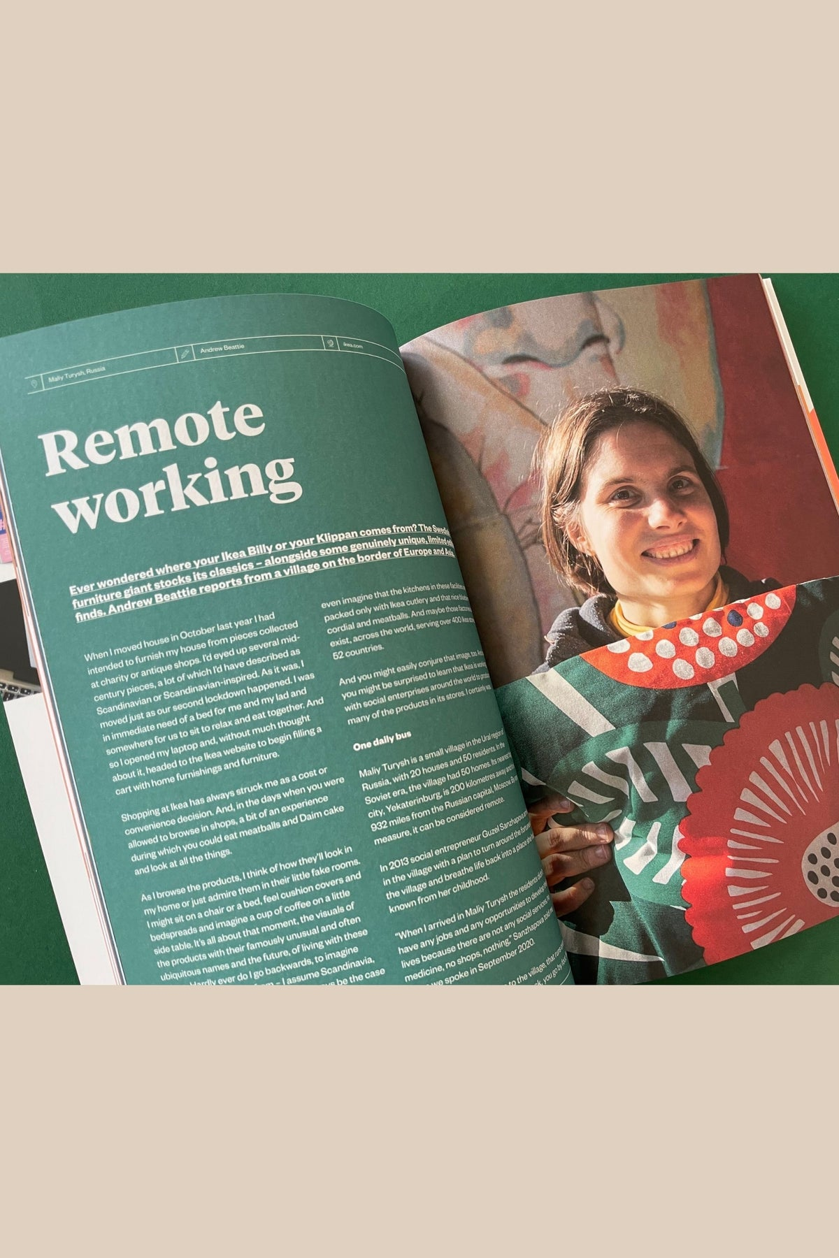 Ethos Issue 14 - How Ikea supports remote businesses