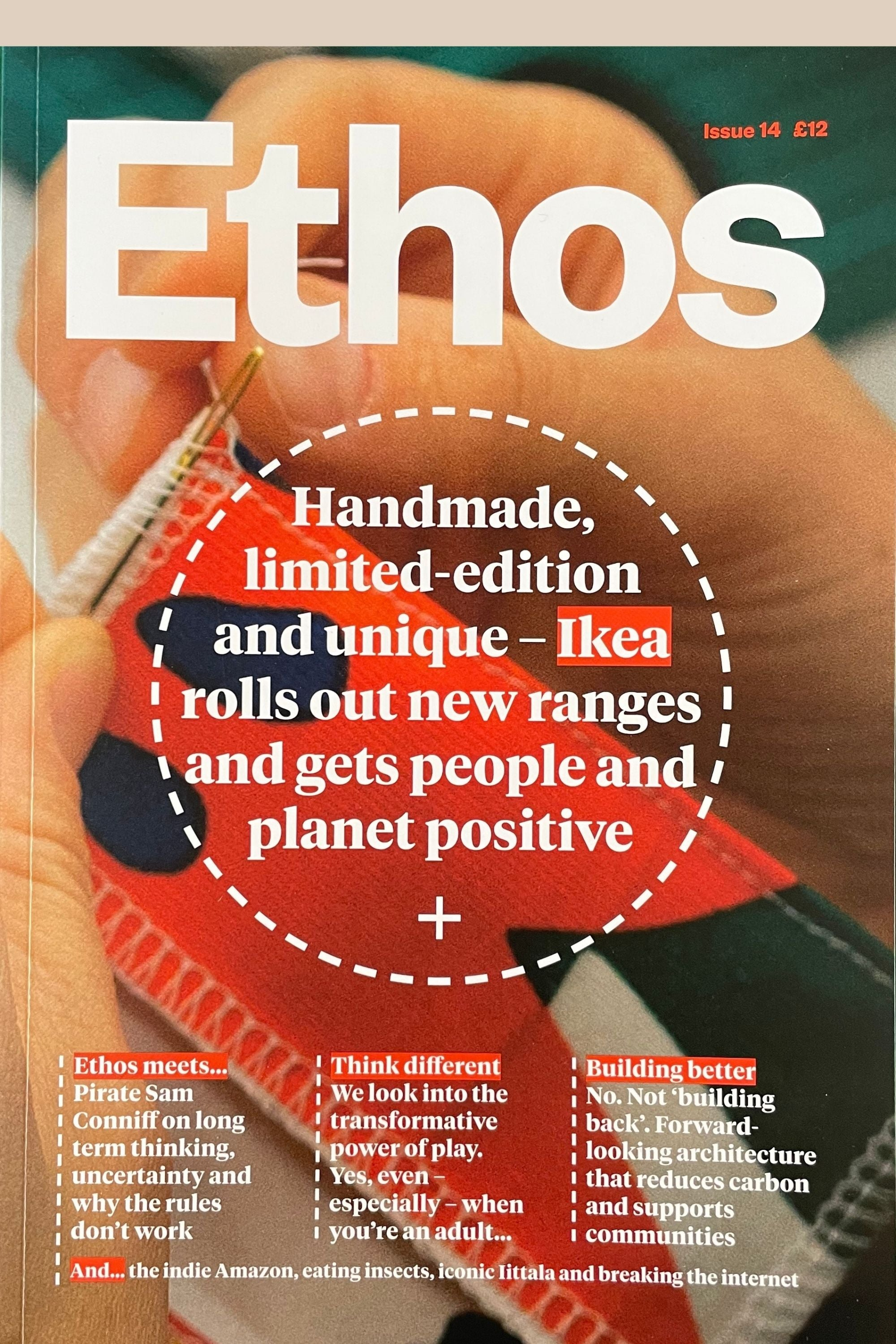 Ethos Issue 14 cover