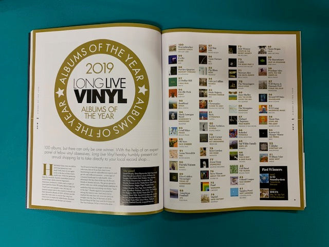 Long Live Vinyl Issue 34