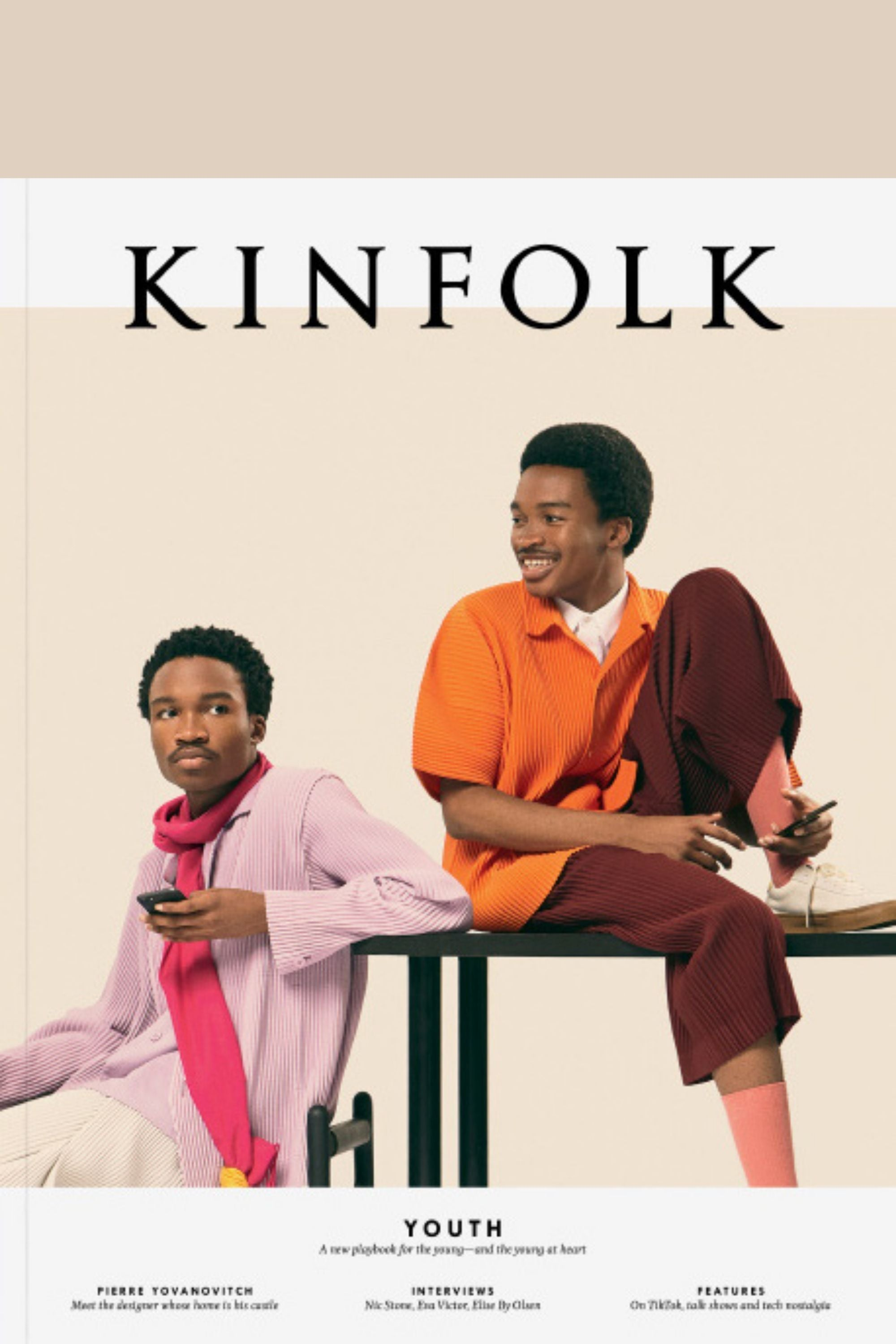 Kinfolk Magazine Volume 39 Youth cover