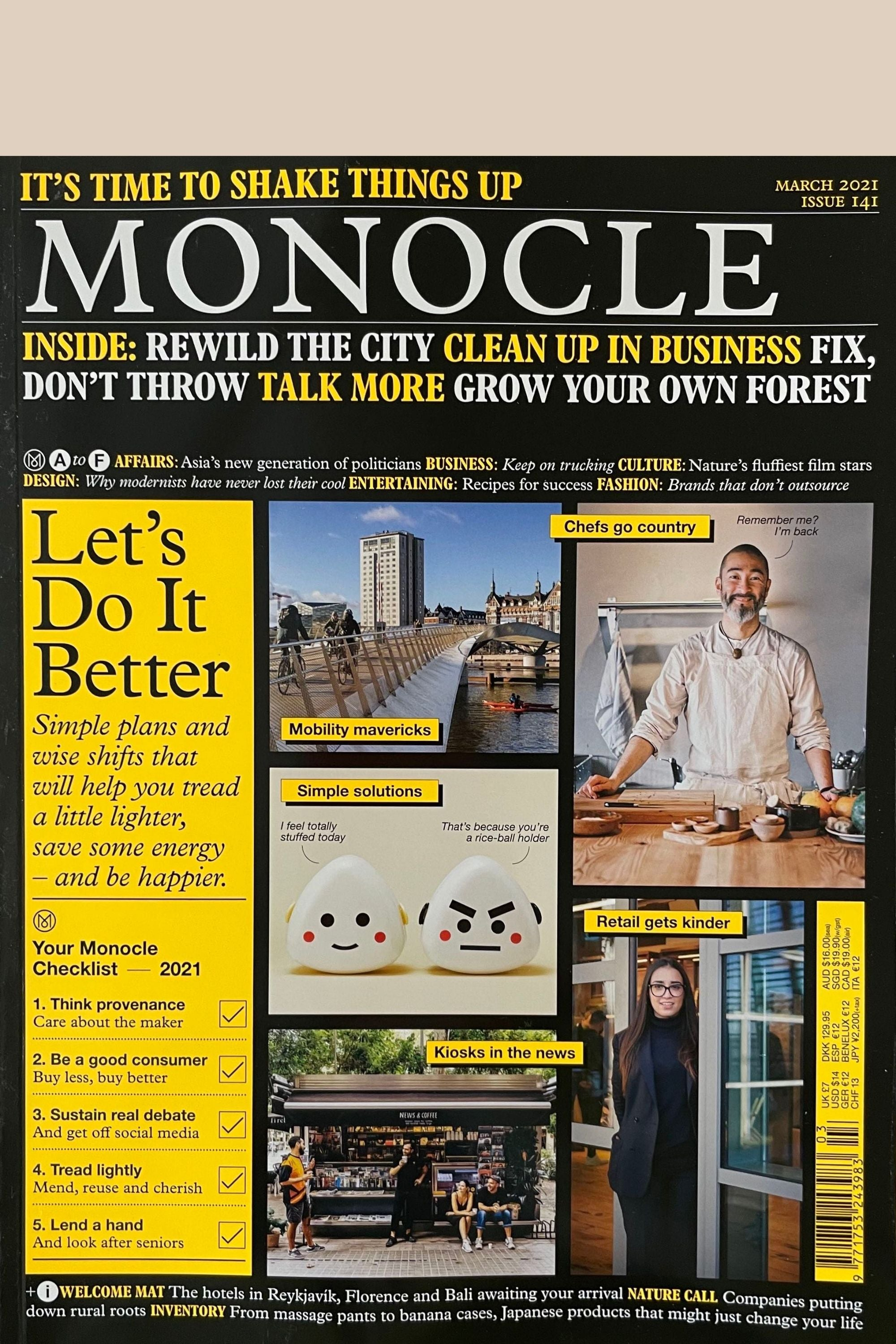 Monocle Issue 141 March 2021