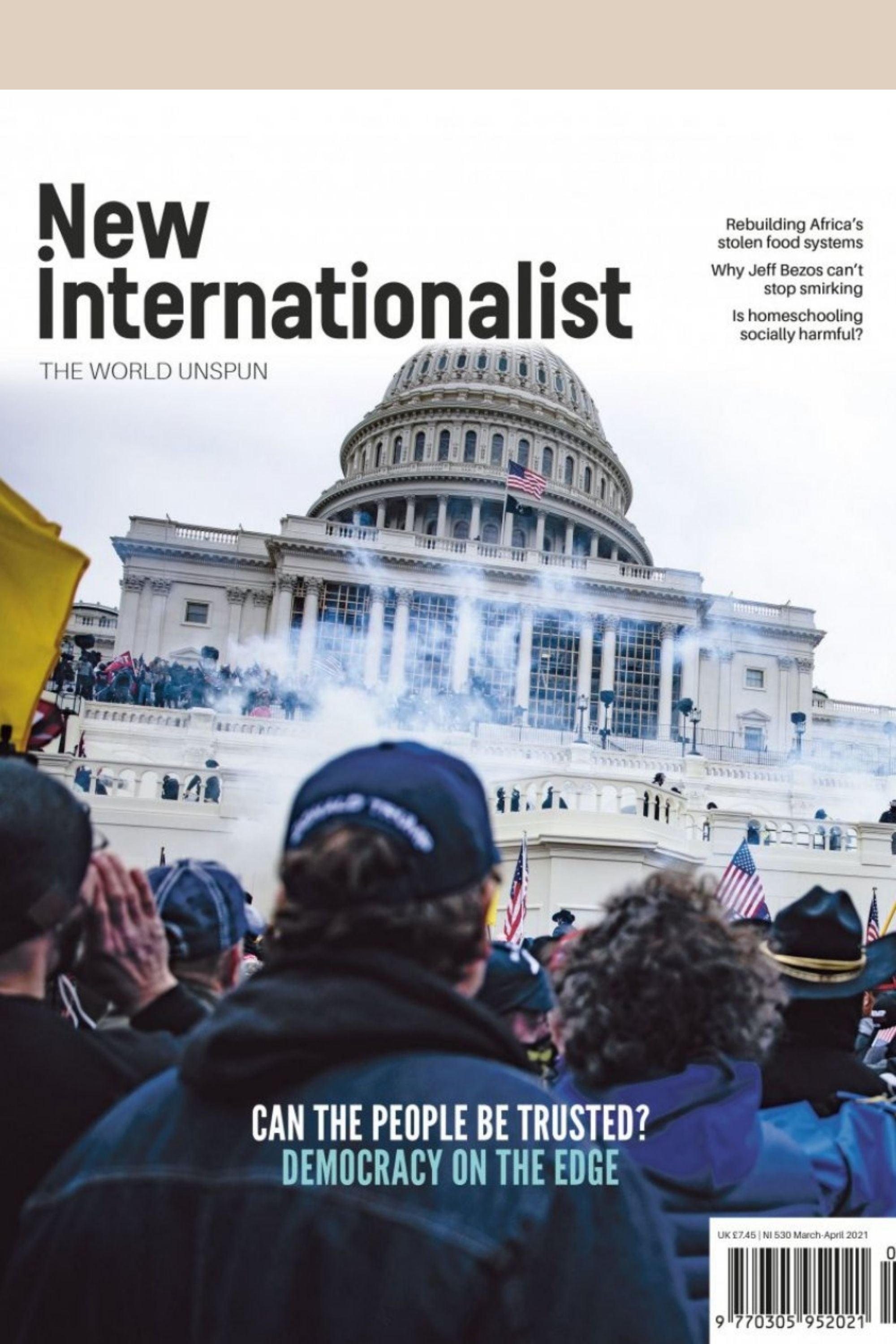 New Internationalist Issue 530