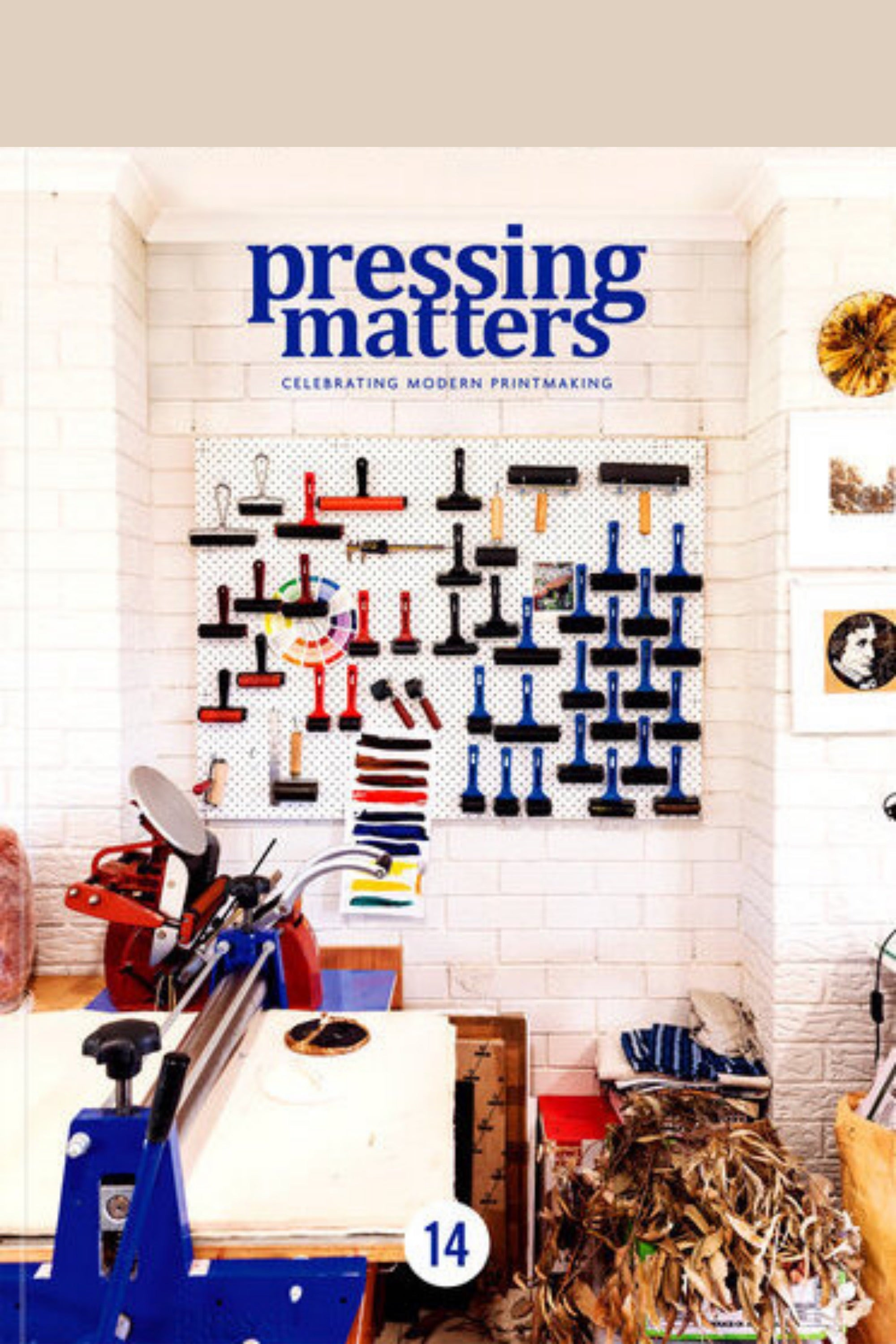 Pressing Matters Issue 14