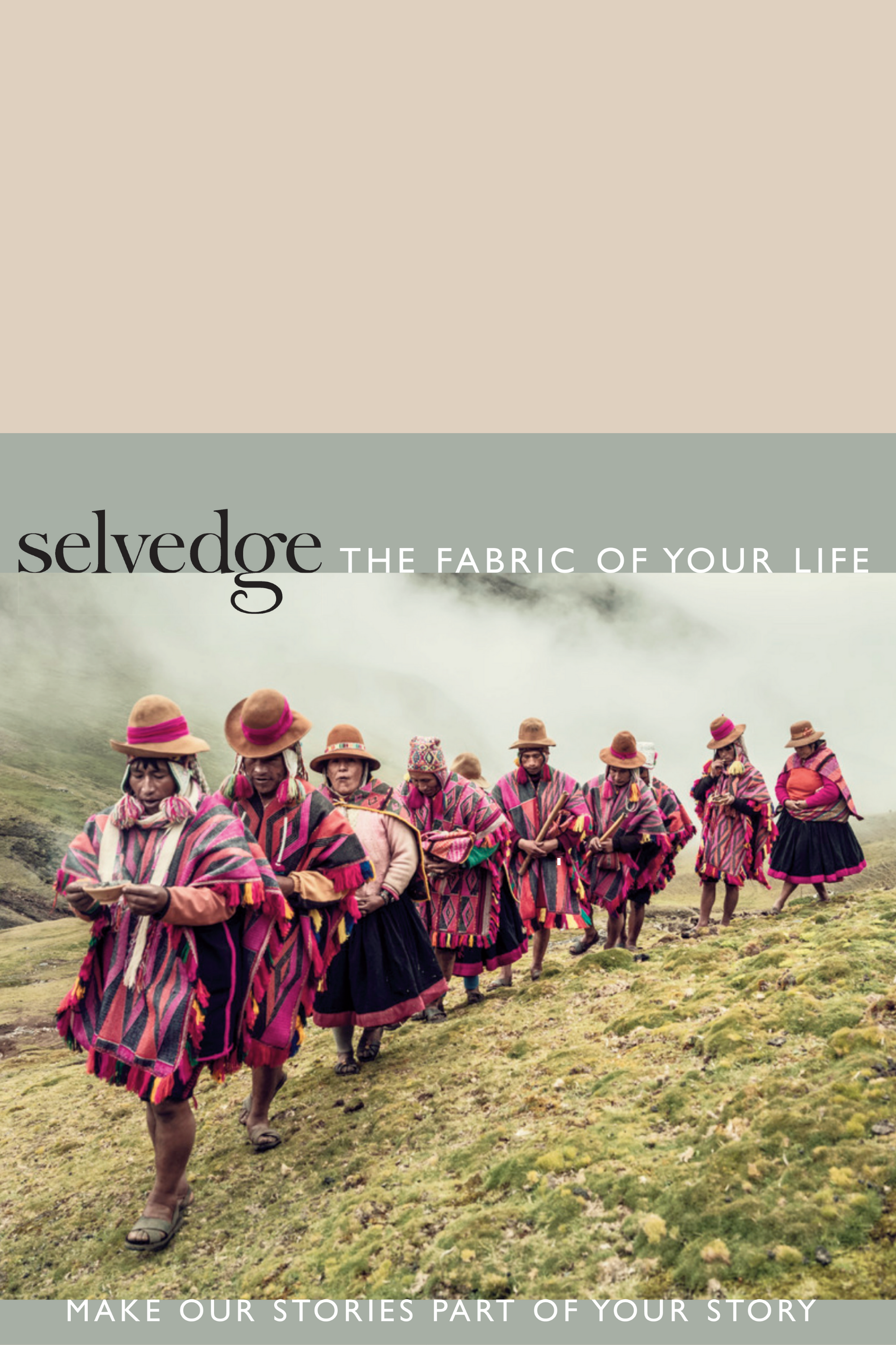 Selvedge Issue 98: Together