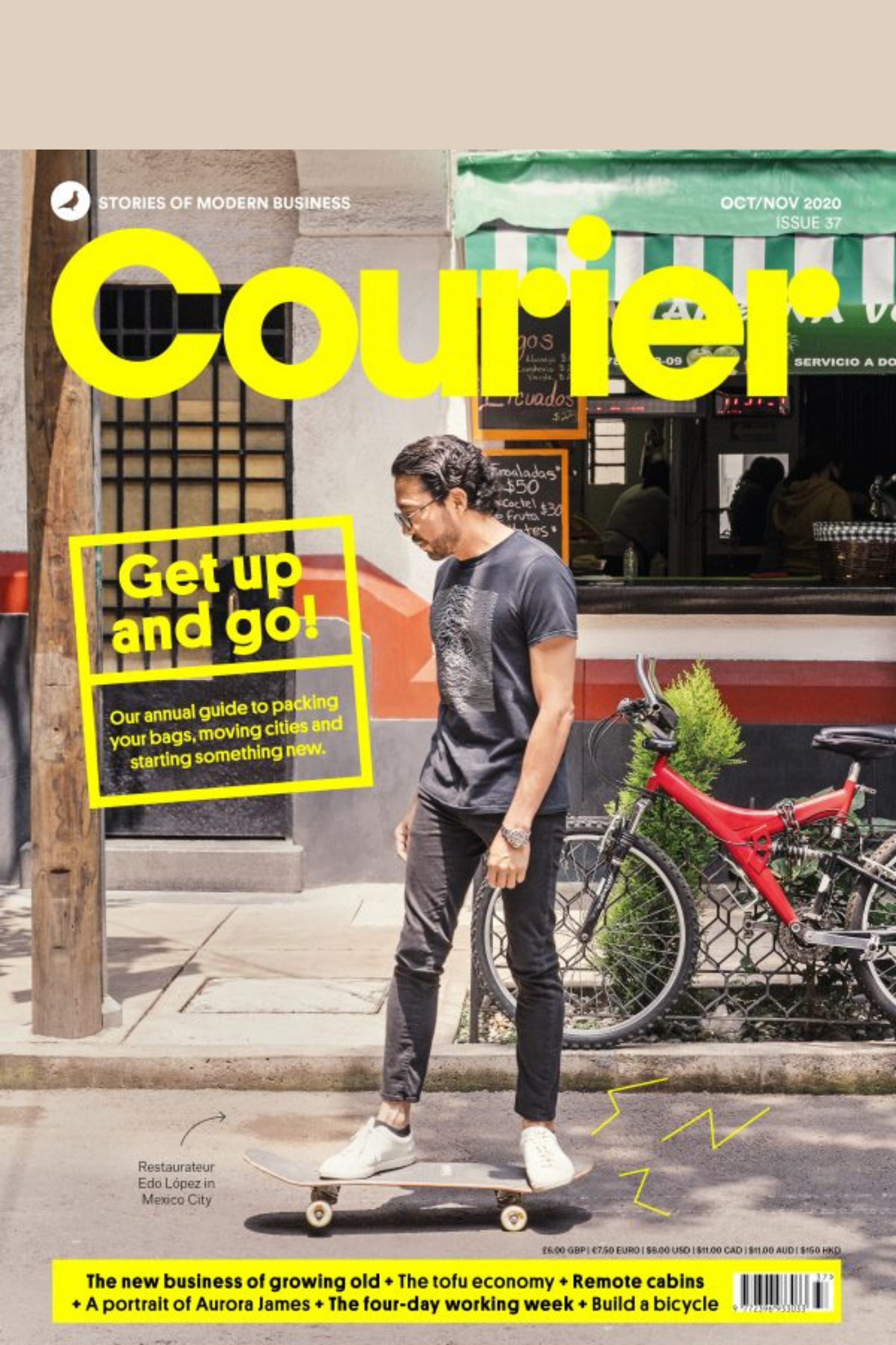 Courier Issue 37