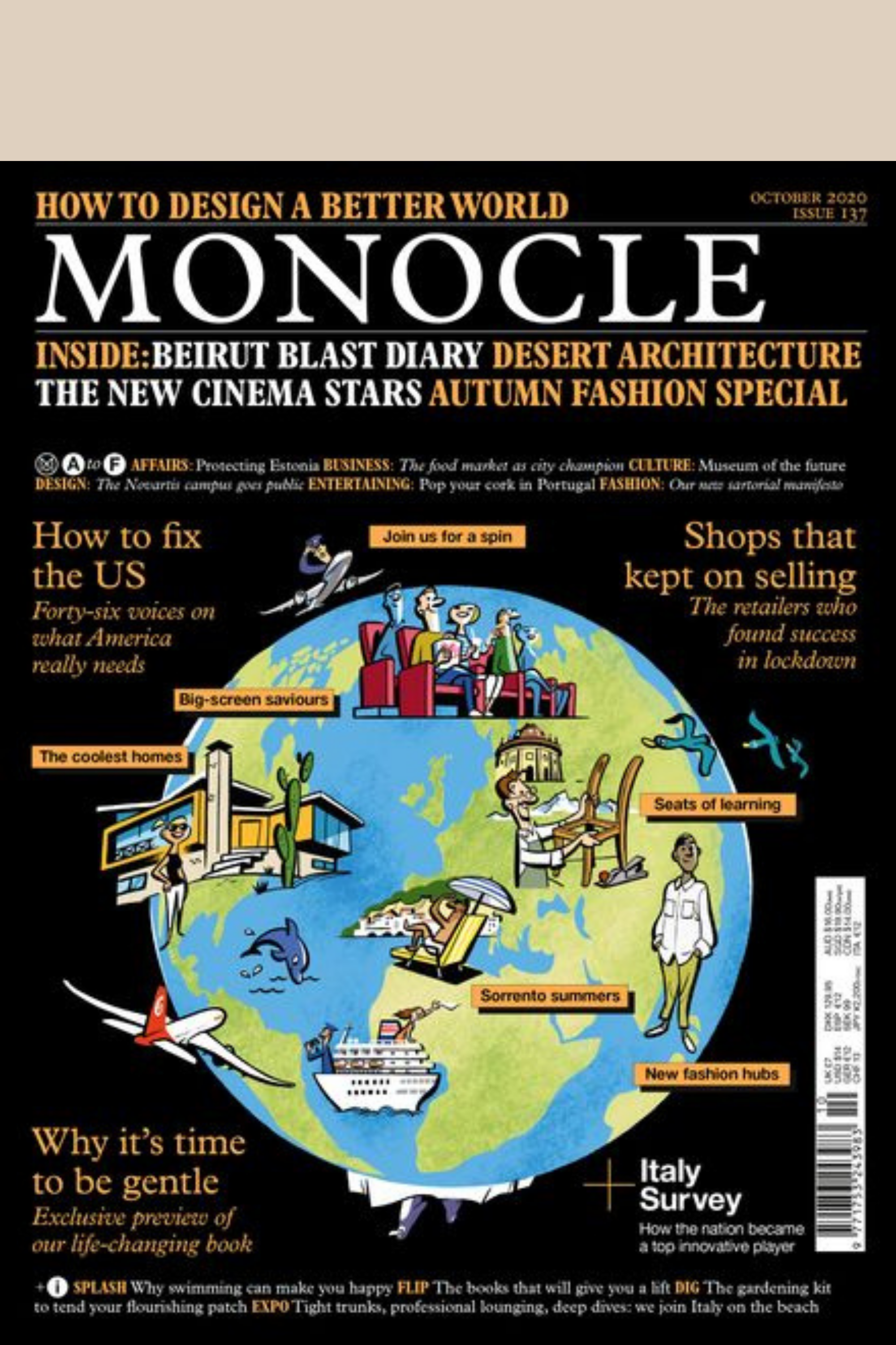 Monocle Issue 137 October 2020