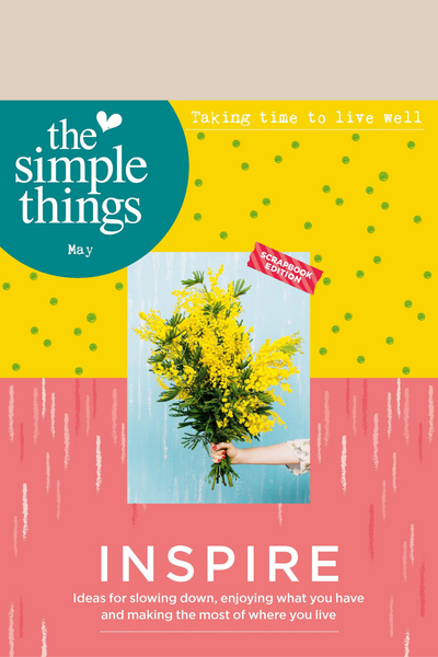 The Simple Things May Issue 95