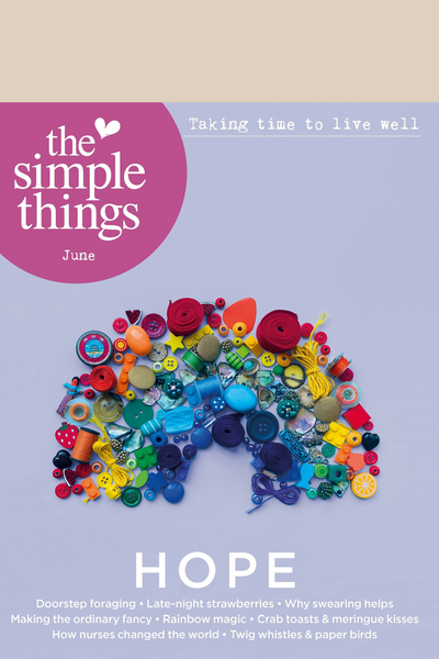 The Simple Things Issue 96 June