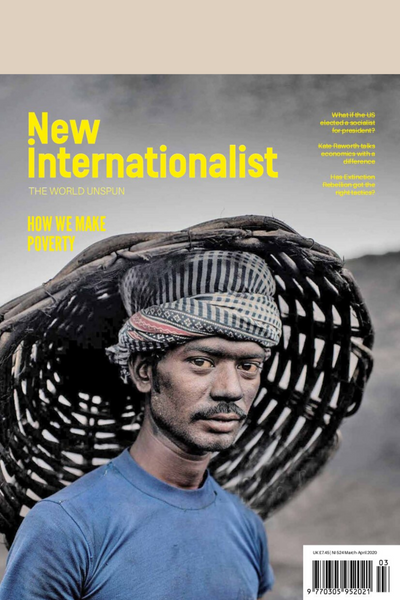 New Internationalist Issue 524