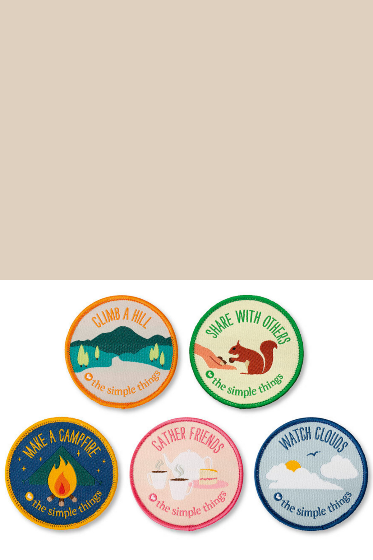 Happiness Patches
