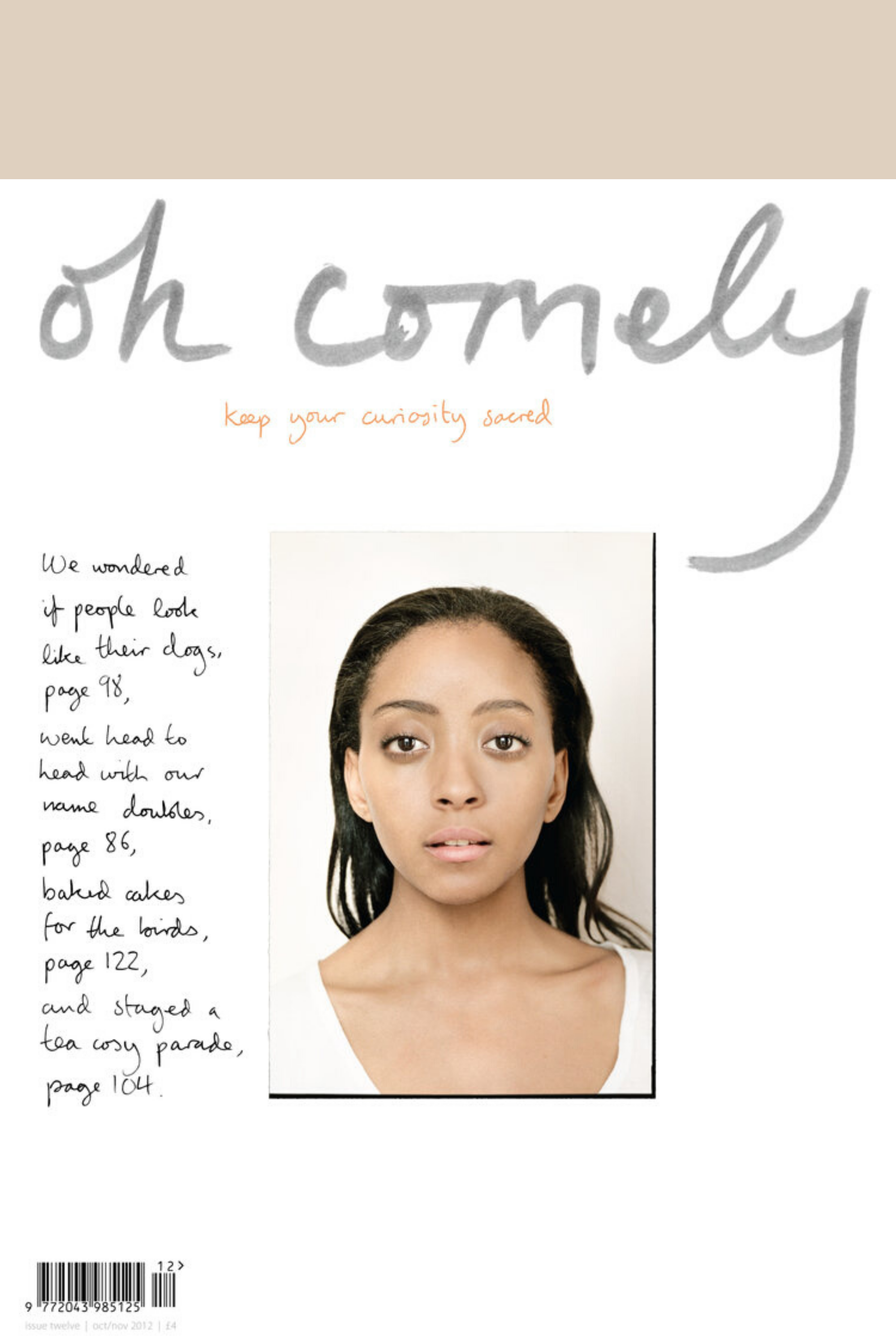 Oh Comely - Issue 12