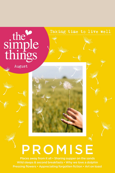 The Simple Things Issue 98 August