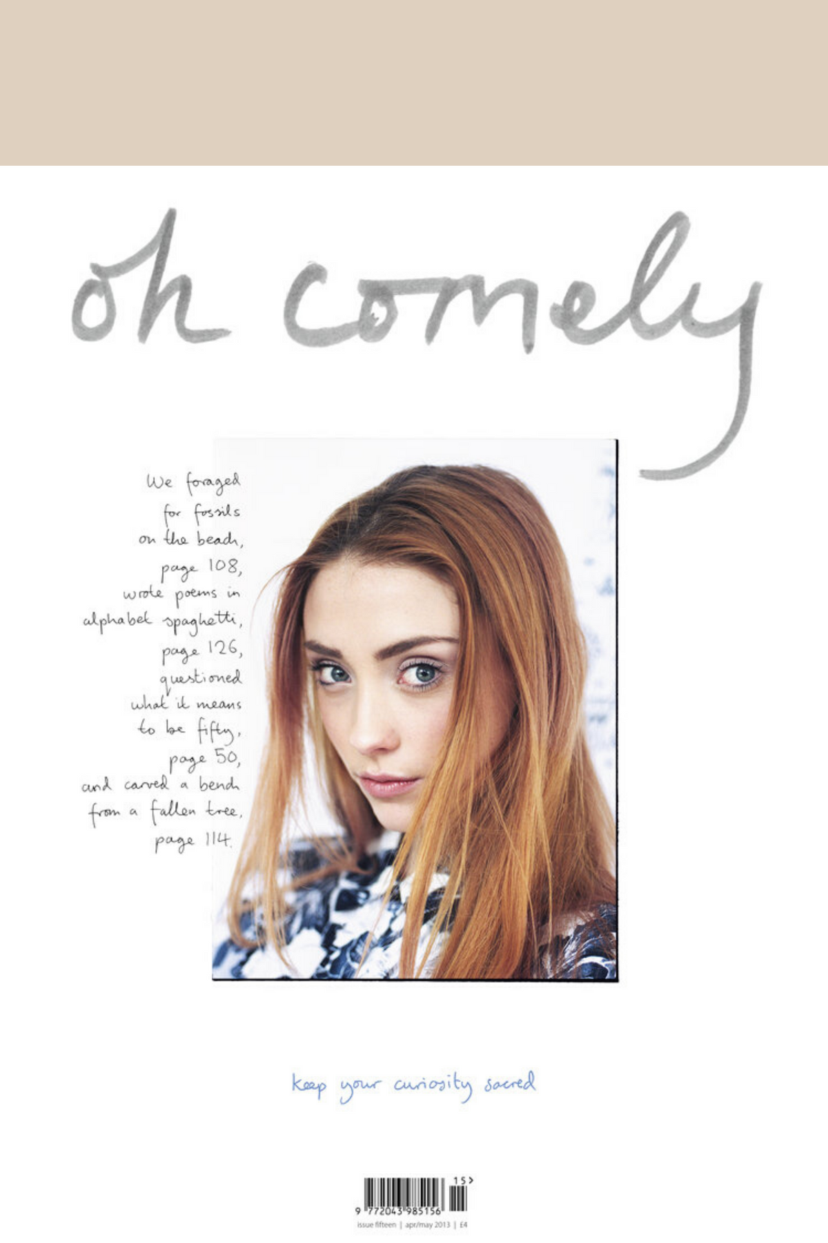 Oh Comely - Issue 15
