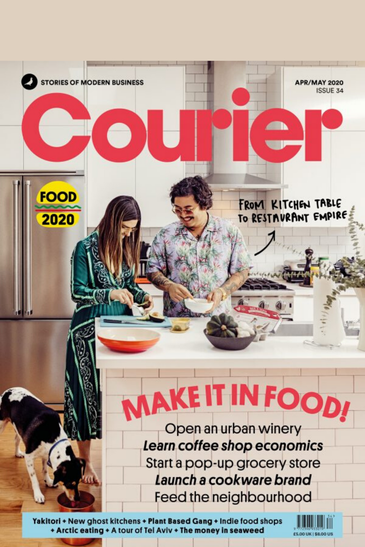 Courier Issue 34